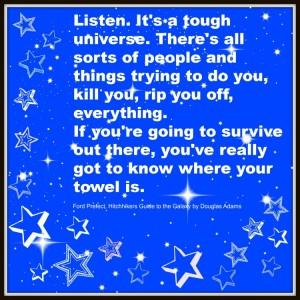 Towel is RS