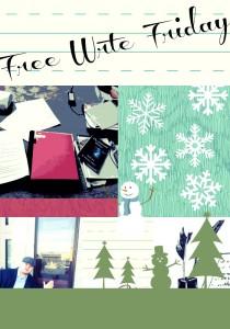 Free-write-Friday w
