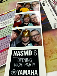 NASMD opening Party