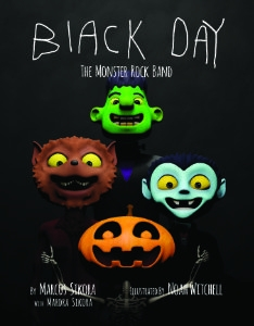 A Halloween Children's Book