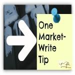 market-write tip