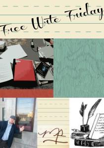 Free write Friday