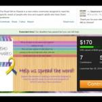 TRWS fundraiser