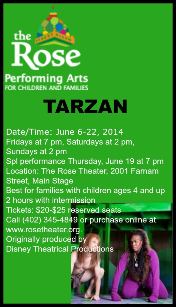 Tarzan at the Rose
