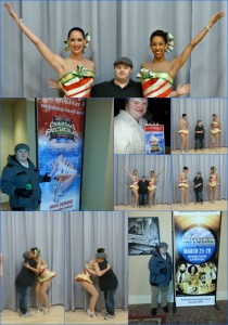 Rockettes Collage