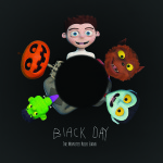 Black Day DVD Design