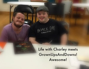 Marcus and Charley fb