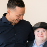 Marcus Sikora and Carlos Gonzalez Photography by Jensen Sutta And courtesy of Global Down Syndrome Foundation
