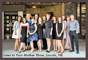 Listen to your mother show lincoln